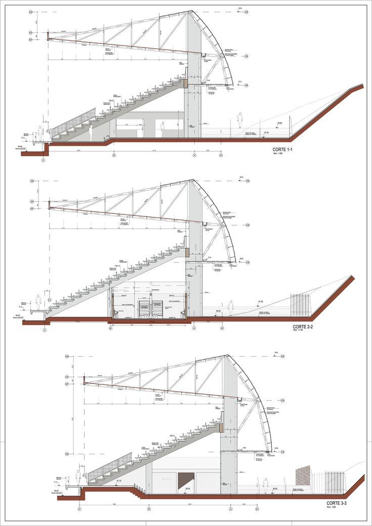Gallery of Chinquihue Stadium / Cristian Fernandez Arquitectos - 16
