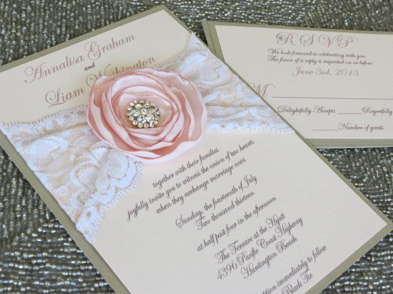 Hey, I found this really awesome Etsy listing at http://www.etsy.com/listing/156326300/annalisa-blush-and-gold-vintage-lace