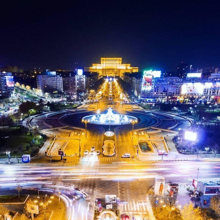 Noapte bună, București!