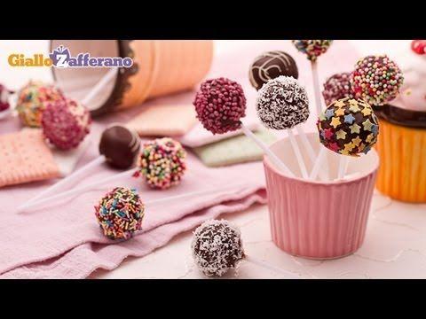 Cake pops - quick recipe - YouTube