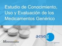 Conocimiento, uso y evaluación de medicamentos genéricos