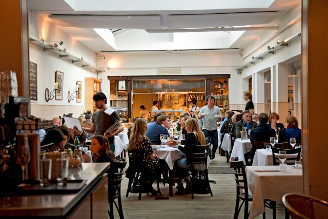 Recommended: Toscanini, Amsterdam (TLT)   (Picture credit: Toscanini)