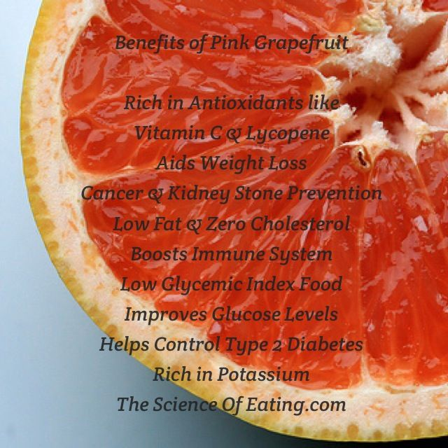 Grapefruit is high in enzymes that burn fats, has high water content and has little sodium. This combination makes grapefruit a perfect food for increasing your body's metabolism. Try eating grapefruit or drinking the juice every day can help you quickly you lose those extra pounds. (Be careful of drug interactions.)