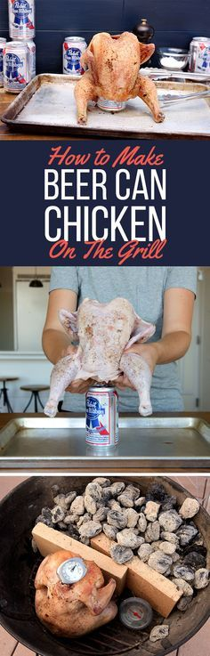 how to cook chicken on a weber charcoal grill
