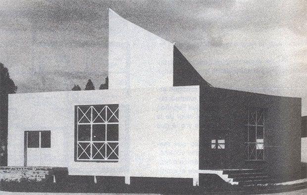 Cemiterio municipal de Fene | Felipe Peña, Ignacio Ugarte, Francisco J. Corazón e Carlos | Fene 1981
