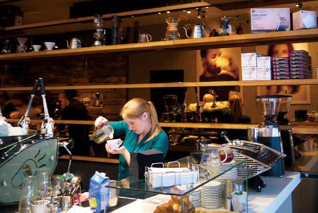 Screaming Beans – Amsterdã (Holanda), revista Espresso. Foto por Sander Van Der Kruijssen II Screaming Beans – Amsterdam (Netherlands), Espresso Magazine. Photo by Sander Van Der Kruijssen