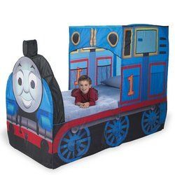 Playhut Thomas the Tank Bed Topper