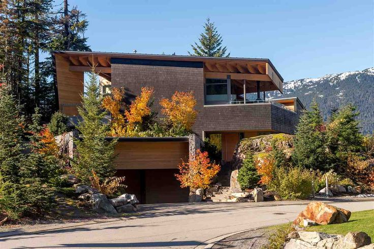 Sensational contemporary mountain oasis located in the exclusive ski-in/ski-out Kadenwood Whistler. 2952 HIGH POINT DRIVE, Whistler, BC V0N 1B2