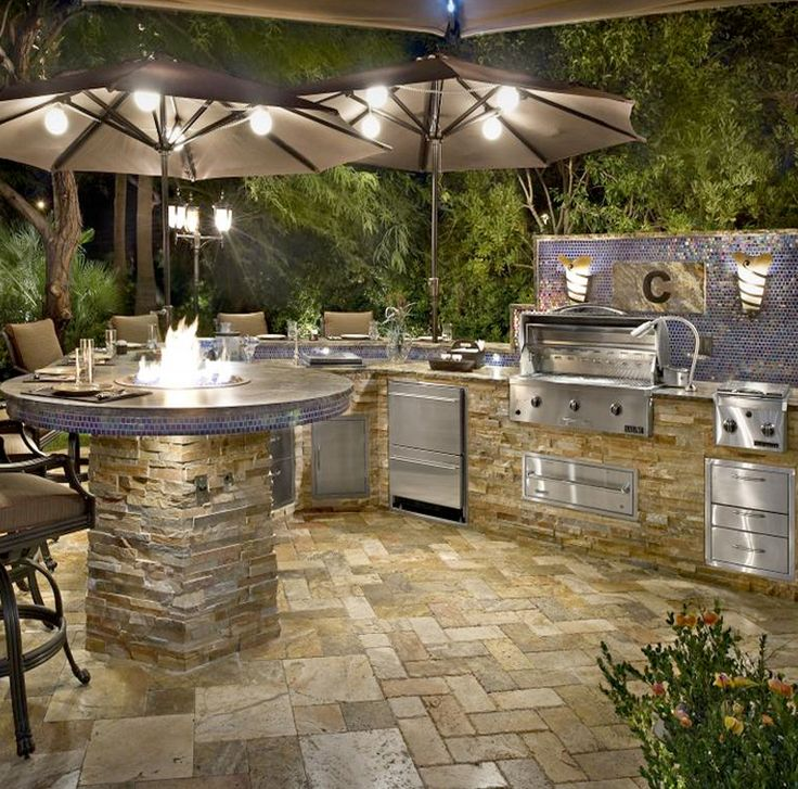 designs layout grill backyard pix garden photographs patio