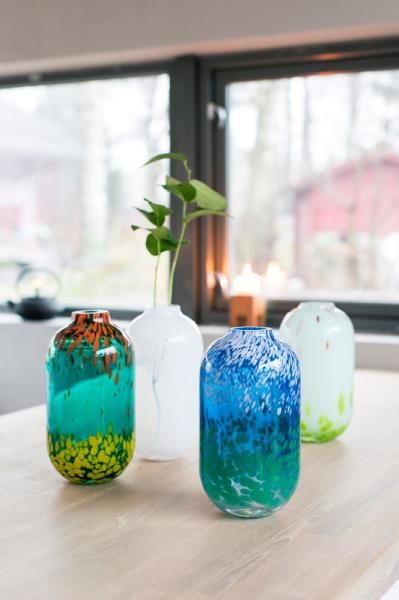 Magnor Glassverk | Seasons | Kristine Five Melvær | Norwegian Design