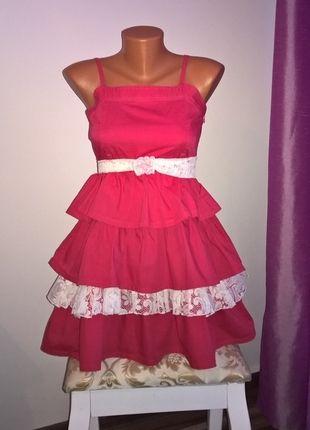 Kupuj mé předměty na #vinted http://www.vinted.cz/deti/saty/10193275-nadherne-princeznovske-lolita-ruzove-saticky-s-krajkou