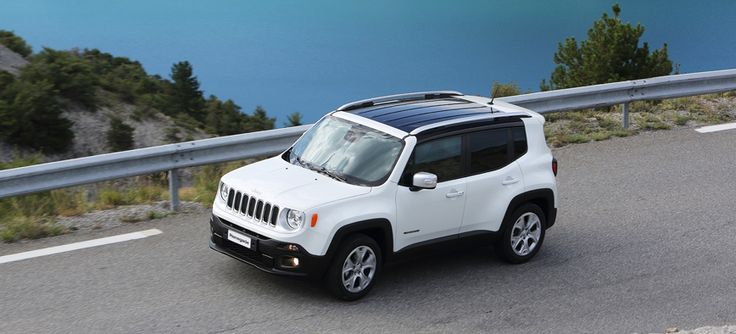 New Jeep Renegade| Passenger Safety| Jeep UK