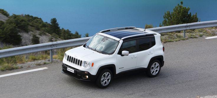 New Jeep Renegade  Passenger Safety  Jeep UK