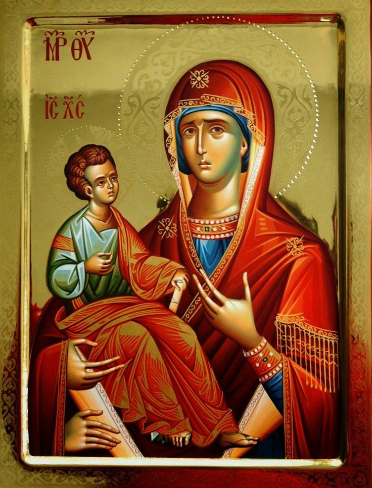 ΙΕΡΑ ΚΑΤΗΧΗΣΙΣ: Παναγία η Τριχερούσα.