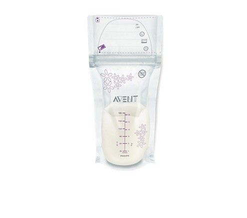 Κορυφαία προστασία του μητρικού γάλακτος  Οι σακούλες αποθήκευσης μητρικού γάλακτος Philips AVENT σας επιτρέπουν να αποθηκεύετε το πολύτιμο μητρικό σας γάλα με ασφάλεια. Τοποθετούνται στο ψυγείο ή την κατάψυξη και είναι προαποστειρωμέ...