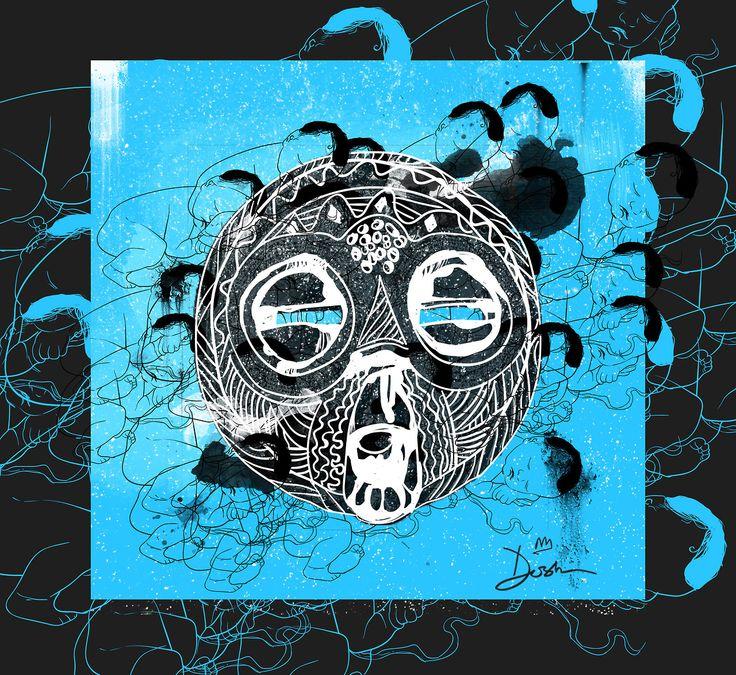 """gidijuicebox: """" babys mask """""""