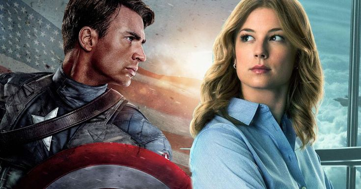 Revenge actress Emily Vancamp plays the niece of S.H.E.I.L.D founder Agent Peggy Carter Sharon Carter who will lend her considerable skills to Cap's resistance team