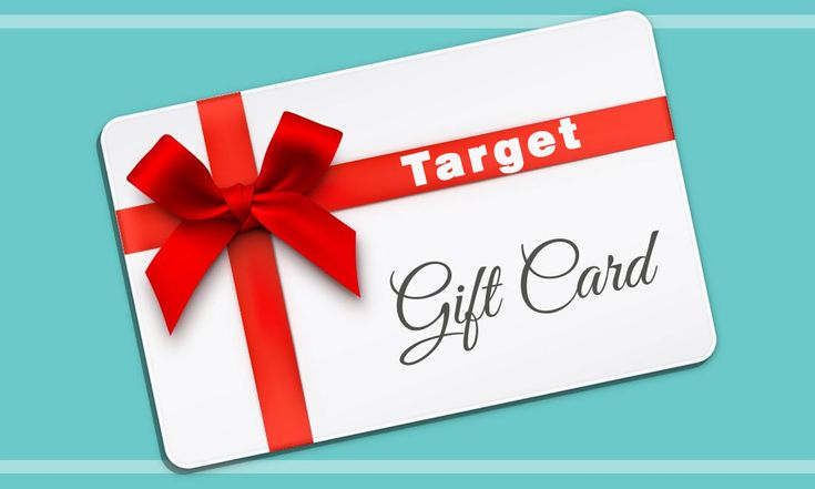 Check target gift card balance on the website gift card