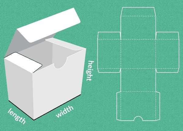Template for any kind of box, wrapping or envelope you can imagine!! Just enter dimensions and click create - soooo easy!!