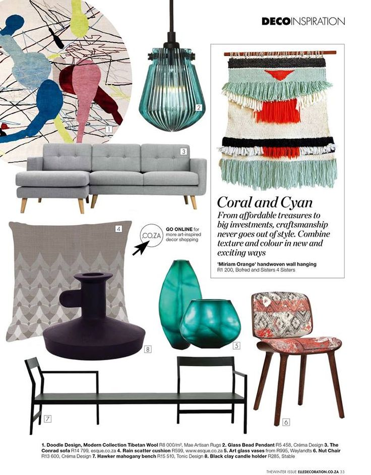Elle Decoration May 2015