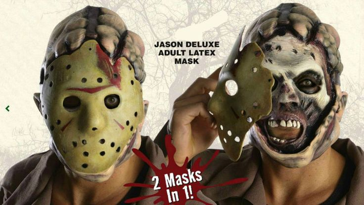Cool Masks For Halloween