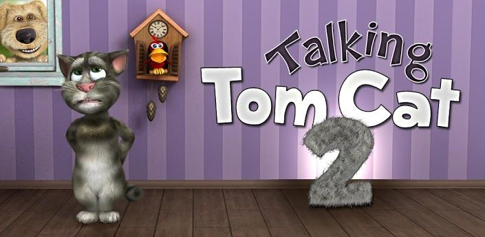 Android Applications : Talking Tom Cat 2 Free ~ ALL-in-ONE