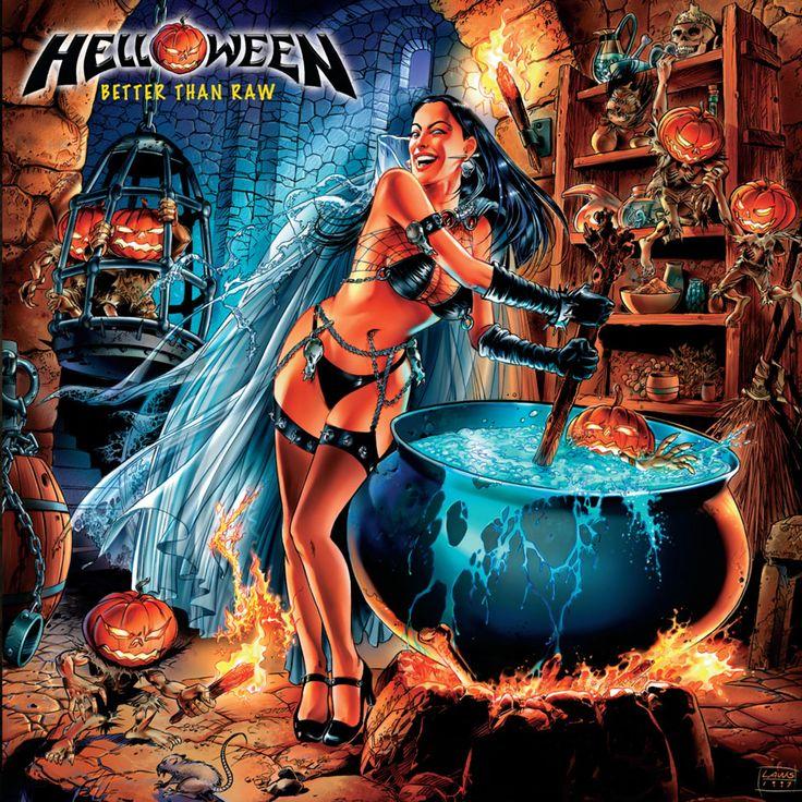 Helloween — Better Than Raw (1998) | Power Metal
