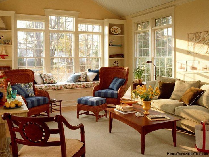 classicModern Interiors Design, Furniture Arrangement, Living Rooms, Windows Seats, Livingroom, Home Interiors Design, Room Ideas, Interiordesign, Living Room Furniture