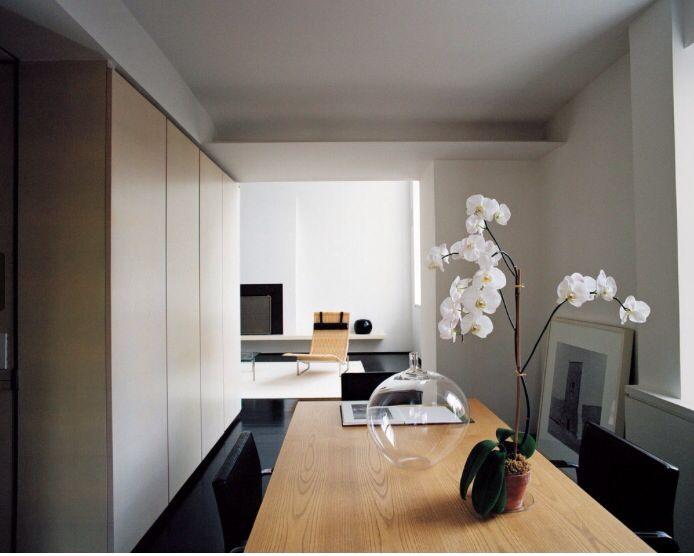 Dining Room · Minimalistische EinrichtungModerne  InneneinrichtungMinimalistisches BüroModerner MinimalistInnenarchitekturPersönlicher  ...