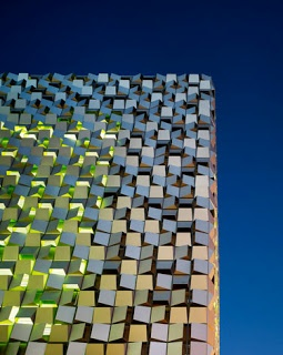 Charles Street Car Park Sheffield by Allies and Morrison architects