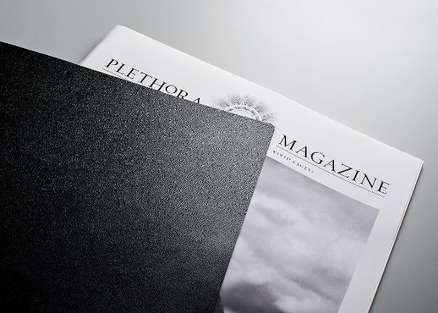 Second Edition Plethora Magazine. Founded in Copenhagen, this beautiful publication is a quiet ode to all things left behind by fast track digitisation. Plethora Magazine is a large scale format magazine founded in Copenhagen and is limited to 800 copies.