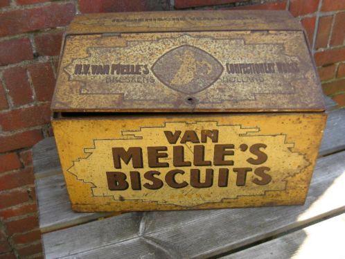 Van Melle biscuit Breskens Holland.