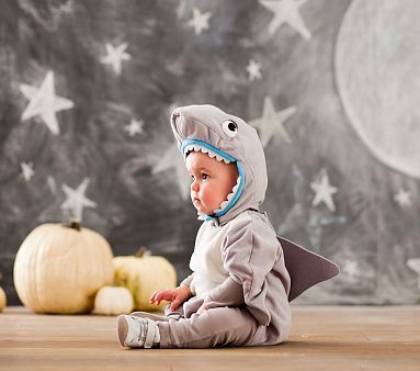 Baby shark Costume...cute cute