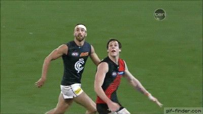 Amazing Australian football catch (Andrew Walker) | Gif Finder – Find and Share…