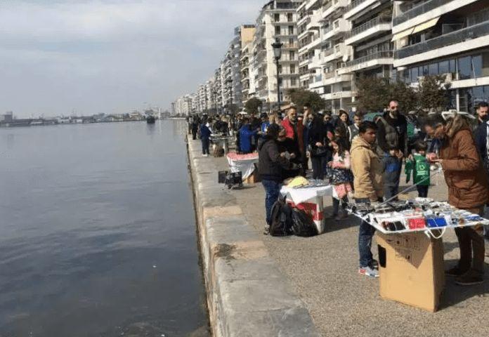 Θεσσαλονίκη 2018. Μια τριτοκοσμική μεγαλούπολη : Ανιχνεύσεις