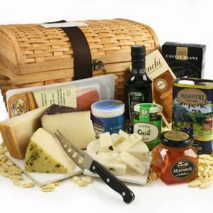 Gourmet Gift Baskets -