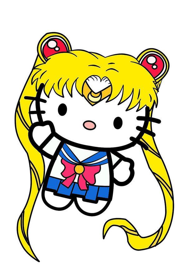 Hello Sailor Kitty by Asuka457.deviantart.com on @deviantART