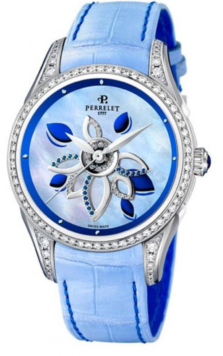 Perrelet A2038/2 Double Rotor Diamond Flower