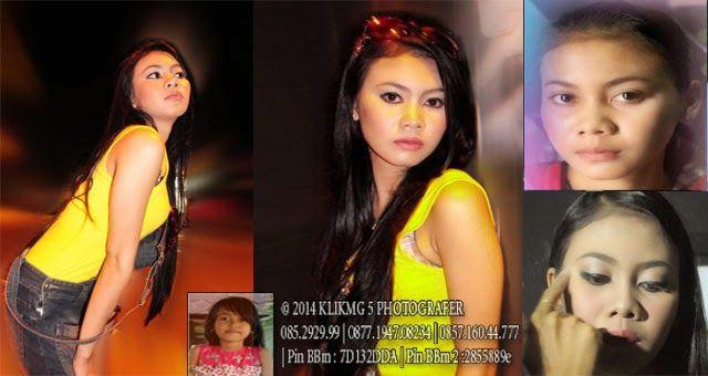 "blog.klikmg.com - Rias Pengantin - Fotografi & Promosi Online : Threz Model Banyumas In the ""Cute Lady Night Girl""..."