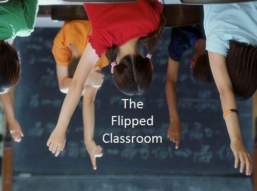 Flipper classroom o la clase invertida  #imagen