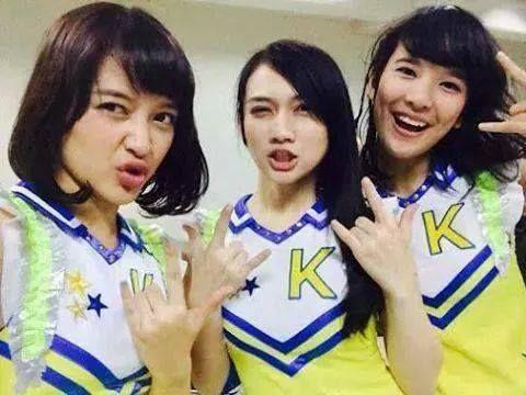 Devi Kinal Putri - Melody Nurramdhani Laksani - Beby Chaesara Anadila JKT48
