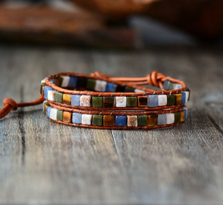 Perfection of Energy Wrap Bracelet