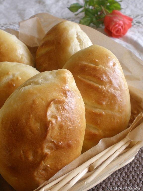 Pão de Viena #pão #done #notasam: ❾