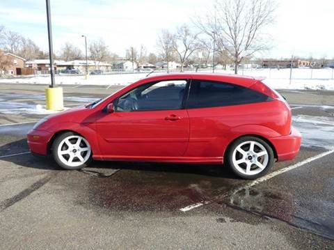 2004 ford focus svt for sale in commerce city co daily driver pinterest ford focus. Black Bedroom Furniture Sets. Home Design Ideas