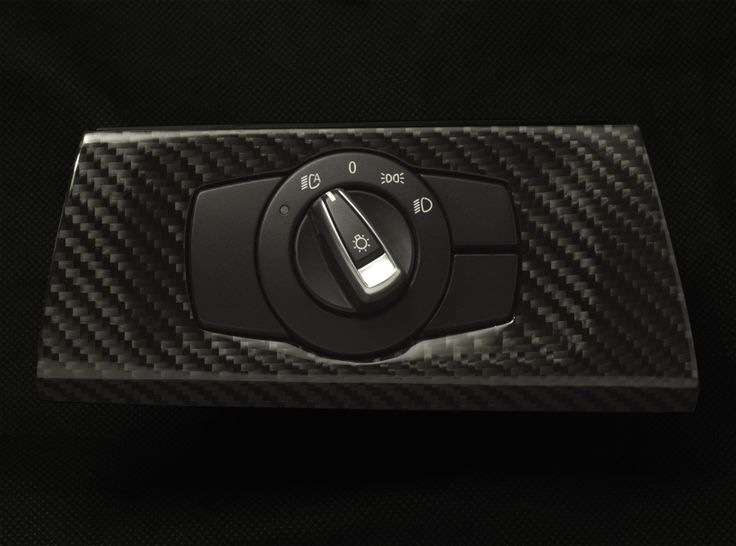 BMW M3 carbon fibre interior