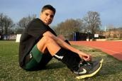 Matthew Centrowitz learns the strategy behind speed