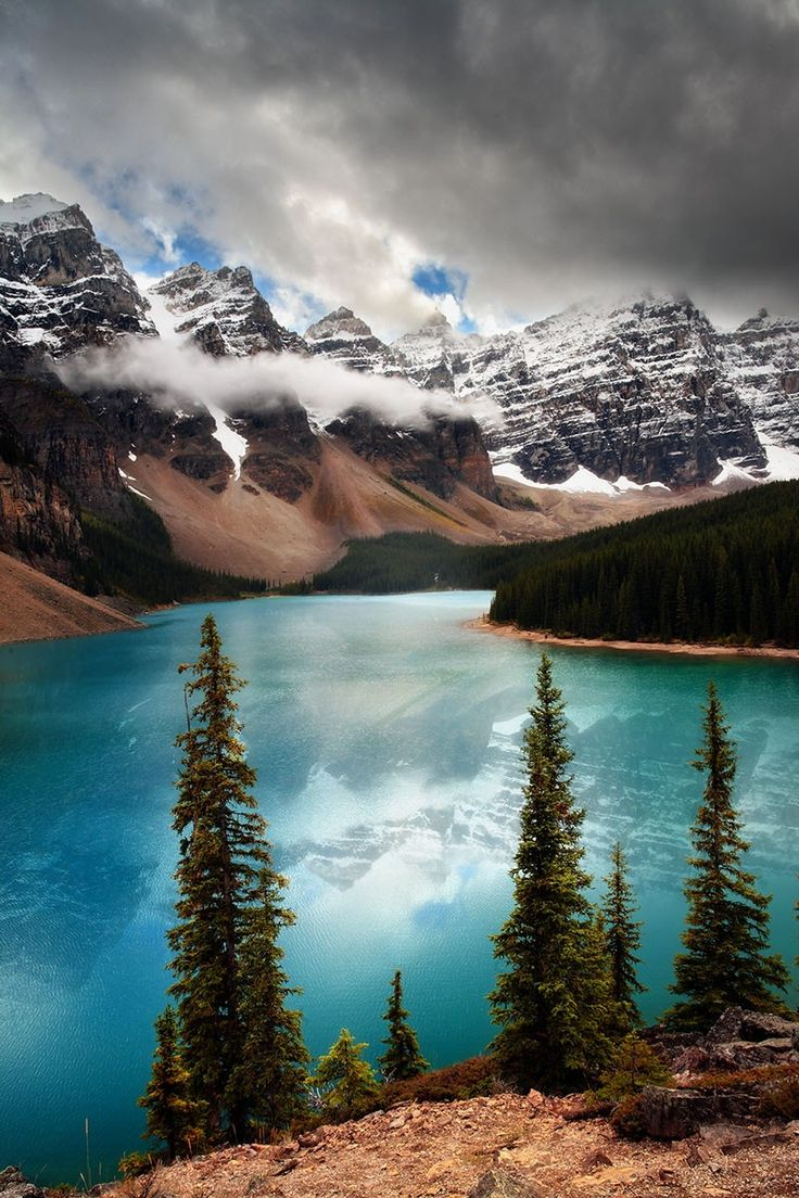 Moraine Lake - Banff National Park, Canada