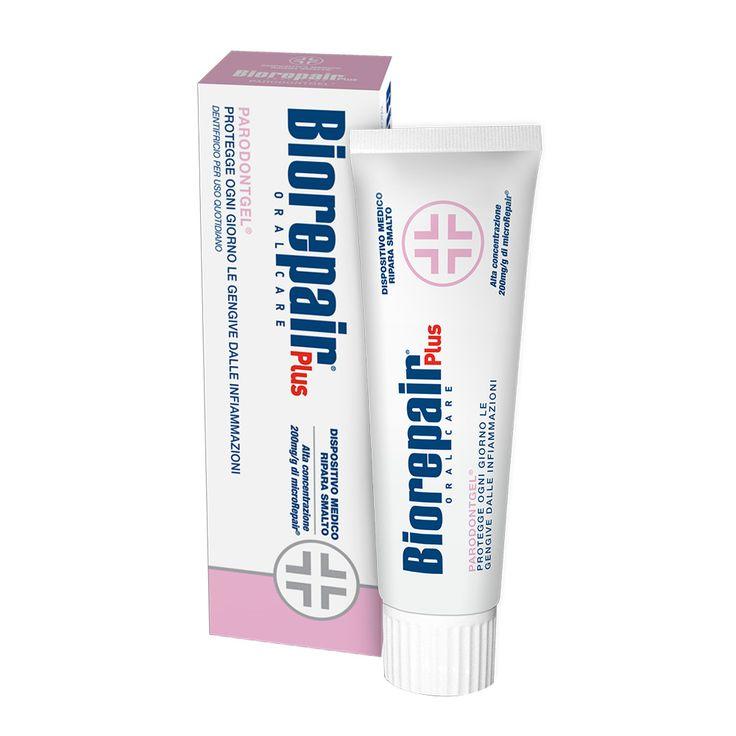 Biorepair Parodontgel - Specjalistyczna pasta wzmacniająca dziąsła