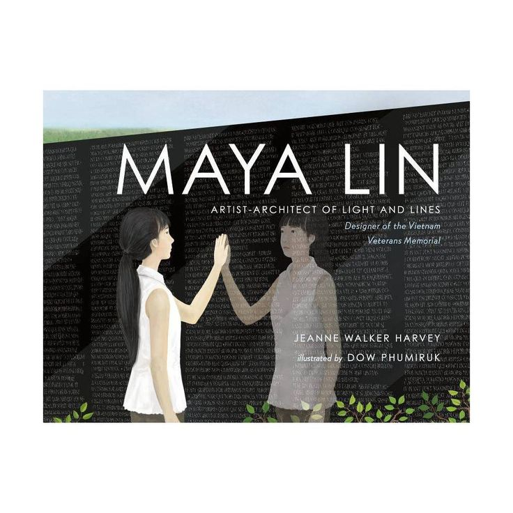 21+ Maya lin artist architect of light and lines read aloud information