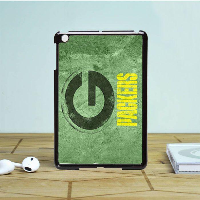 GREEN PACKERS GREEN WALL LANDSCAPE iPad Mini 2 Case Dewantary